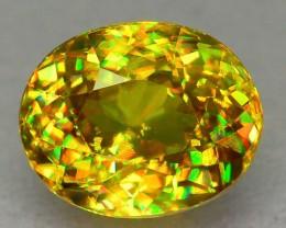 Top Luster 2.52 ct Sphene Diamond Like Shone SKU-9