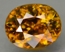 Great Fire 2.07 ct Chorme Titanite Sphene SKU-9