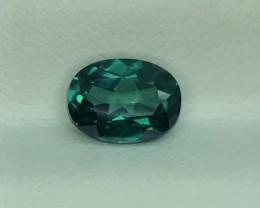 1.75 CT NATURAL GREEN TOPAZ HIGH QUALITY GEMSTONE S76