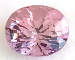 1.69ct Gorgeous Pink Spinel, Burma.  F102