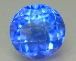 GiL Certified 6.89 ct Color Change Fluorite SKU-1