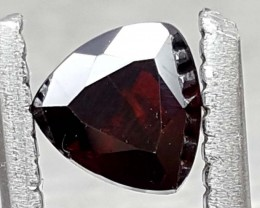 0.70 Crt Rarest Natural Faceted Rutile  Gemstone   Jl141