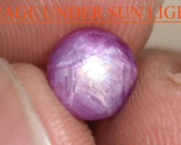 1.25 Carats Star Ruby Beautiful Natural Unheated & Untreated