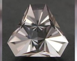 "CERTIFIED ""The Trinity Hexagon"" ~ 22.41cts ~ High End Cut"
