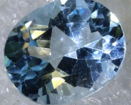 4.25CTS BLUE TOPAZ  NATURAL STONE FACETED TBG-2600