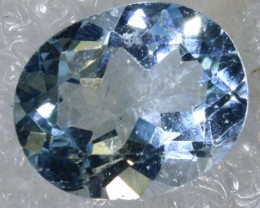 4CTS BLUE TOPAZ  NATURAL STONE FACETED TBG-2601