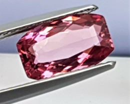 2.02cts, Pink Tourmaline, No Treatment,