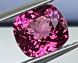 1.56cts Pink Mahenge Garnet,  Open Sweet Color,  Vivid and Alive
