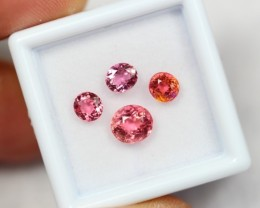 Lot 19 ~ 2.28Ct Natural VS Clarity Pink Color Tourmaline