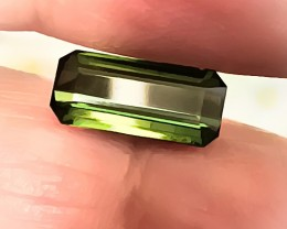 2.48ct Dark Forest Green Tourmaline No Reserve