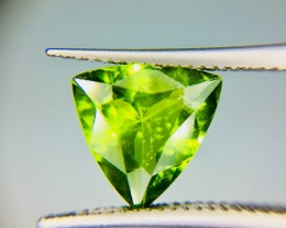 2.95 Crt Top Quality Pakistan Peridot  Faceted Gemstone