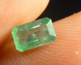 0.94cts  Emerald , 100% Natural Gemstone