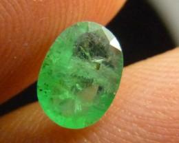 0.93cts  Emerald , 100% Natural Gemstone