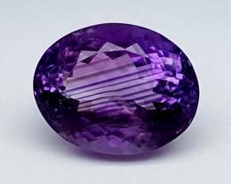 7.15 Crt Purple Amethyst  Gemstone   Jl143