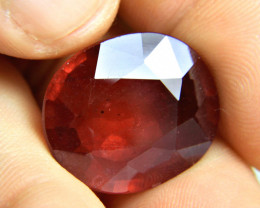 33.73 Carat Large Fiery Ruby - Superb