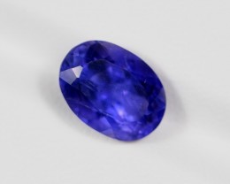 4.40Ct Natural Iolite Oval Cut Lot S1487