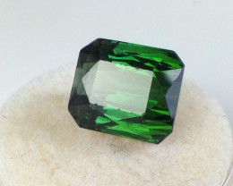 8.41 ct Tourmaline - Rich Bi-Color Indicolite