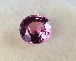 1.62 ct Spinel - Fine Pink Burmese Oval