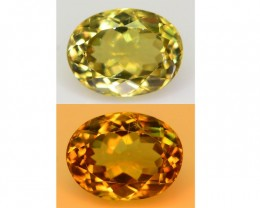 2.64 ct Natural Color Change Diaspore SKU.2