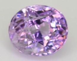 Supreme Rare 1.18 ct Pink Tanzanite SKU-3
