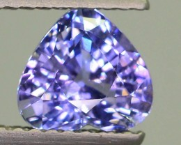 Amazing Fire 1.27 ct Tanzanite SKU-3