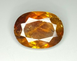 4.0 Crt Natural Rare Axinite Faceted Gemstone (906)