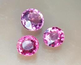 3.90 Crt Natural Rhodolite Garnet Faceted Gemstone (R 95)