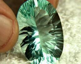 45.3 Carat Superb Concave China Fluorite