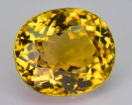 3.03 ct Natural Canary Mine Tourmaline AAA Fire SKU-6