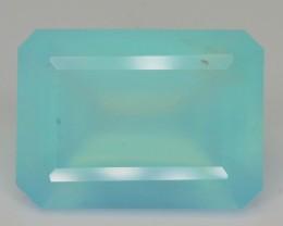 5.78 ct Peruvian Blue Opal Untreated SKU.3