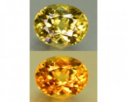 2.84 ct Turkish Color Change Diaspore SKU.4