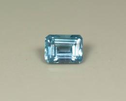 Blue Aquamarine 1.76 ct