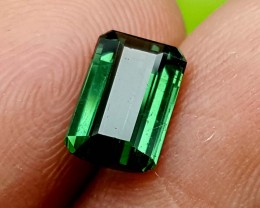 1.55 Crt Tourmaline top Color  Gemstone   Jl144
