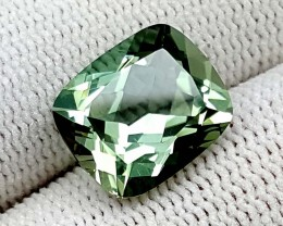 5.05 CT PRASOLITE GREEN AMETHYST BEST QUALITY GEMSTONE IGC71