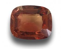 Natural Orange Sapphire |Loose Gemstone| Sri Lanka - New