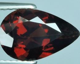 3.20 cts Natural Unheated Red~Rhodolite Garnet africa