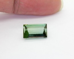 3.205 Ct Green Natural Tourmaline