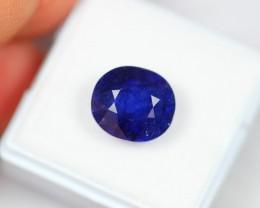 Lot 03 ~ 9.11Ct Natural Royal Blue Color Ceylon Sapphire