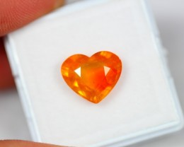 Lot 14 ~ 5.24Ct Natural VS Clarity Golden Yellow Color Sapphire