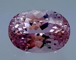 8.40 Crt Amazing Pink Kunzite   Gemstone   Jl145
