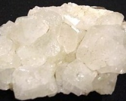 3 inches long 4.5 oz. Apophylite rare mineral specimen