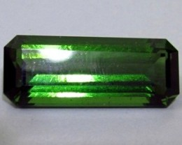CERTIFIED 8.64cts Neon Green Moldavite ~ Very Rare Quality