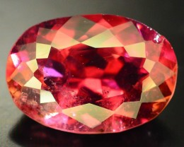 Top Color 5.20  ct Natural Rubelite Tourmaline