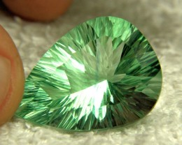 39.2 Carat Green China Fluorite - Gorgeous
