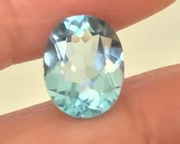 3.55ct Topaz Jewellery Grade Lovely Blue