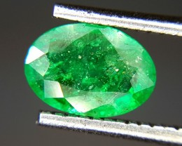 0.45 Crt Natural Emerald Faceted Gemstone (R 98)