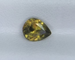 1.06 CT NATURAL SPHENE HIGH QUALITY GEMSTONE S82