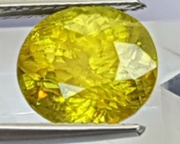 "4.26cts, Certified ""Titanite"""