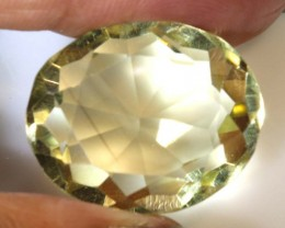 33.65CTS FACETED QUARTZ NATURAL STONE TBG-2623