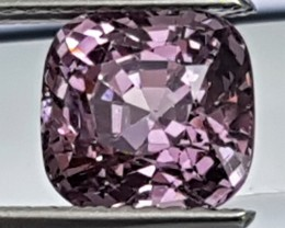 2.81cts Certified Burma Pink Spinel,  100% Untreated,